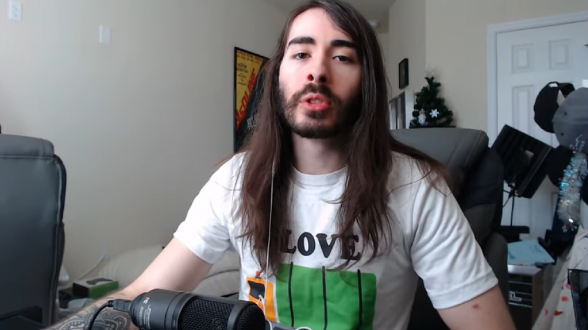 weird guy video